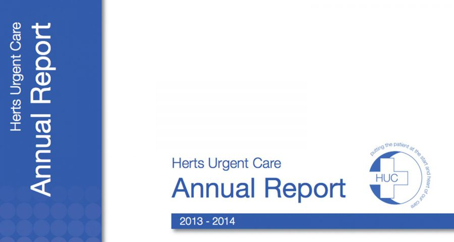 HUC Annual Report 2013-14