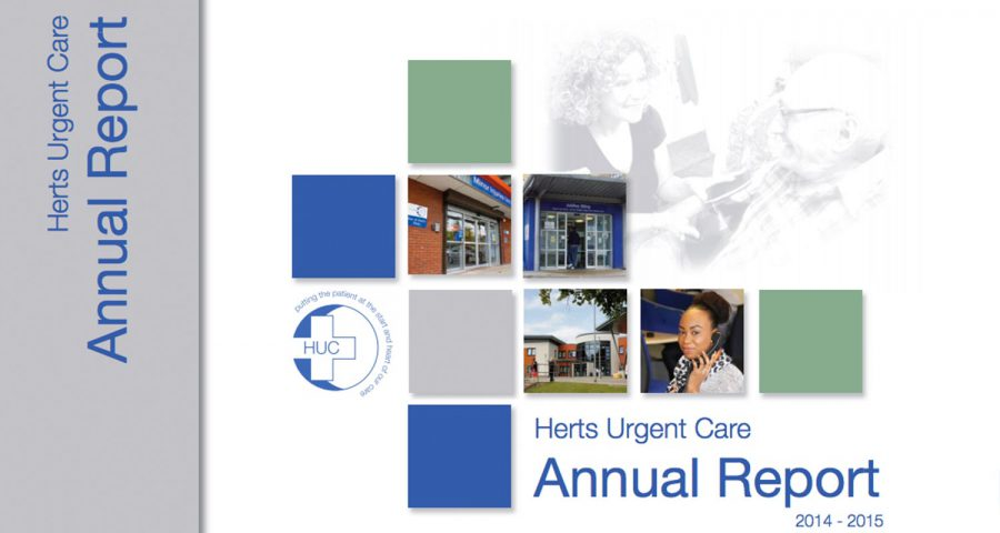 HUC Annual Report 2014-15