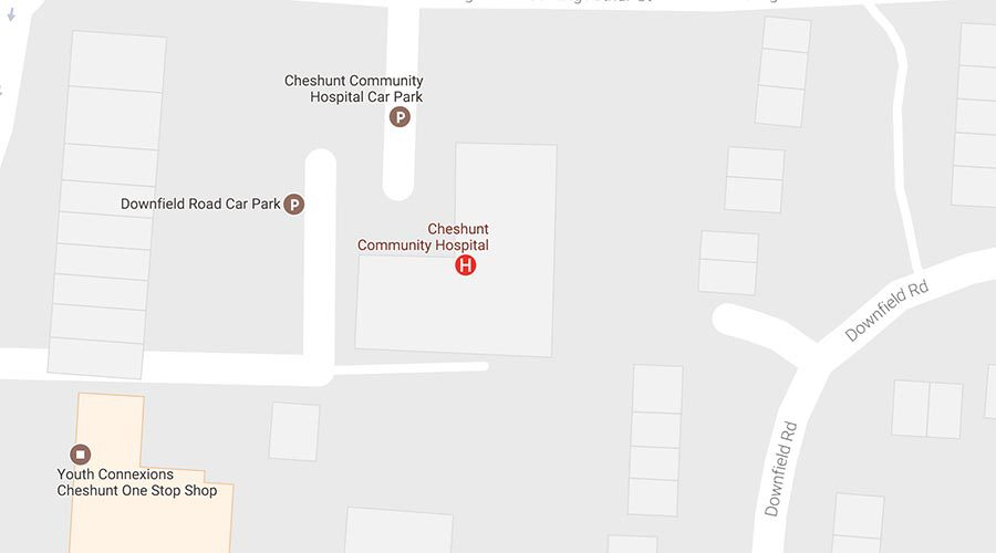 Cheshunt Community Hospital/Minor Injuries Unit