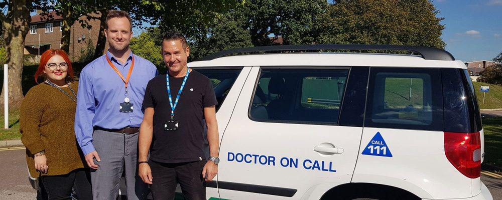 Major Hertfordshire NHS campaign launches urging people to call NHS 111 for urgent medical help - Herts Urgent Care