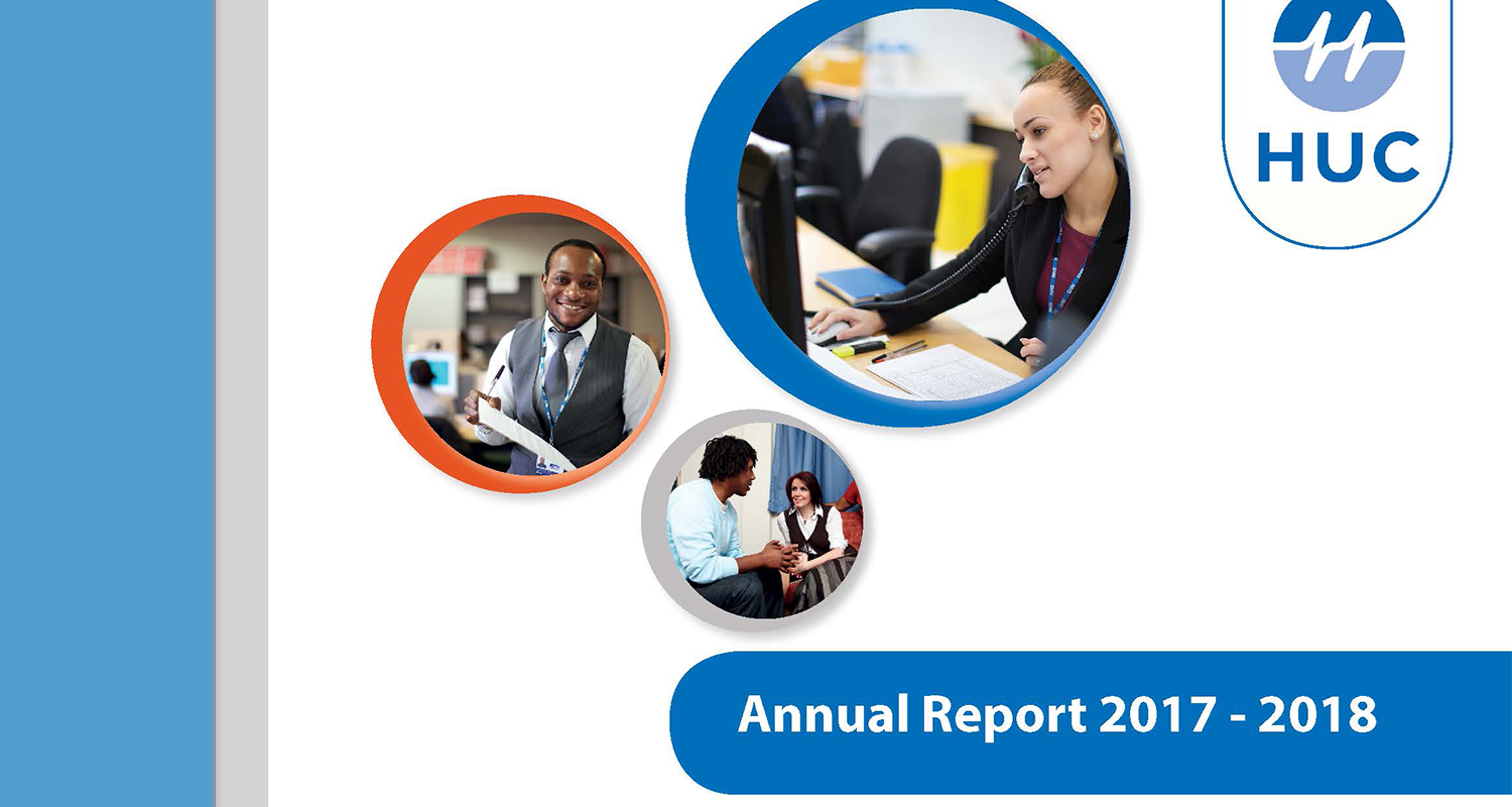 HUC Annual Report 2017-18