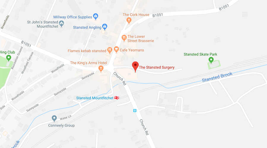 Stansted Surgery