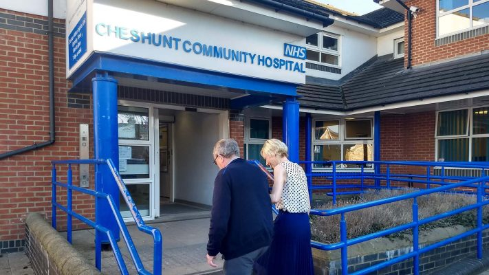 New minor injuries service at Cheshunt Community Hospital begins - Herts Urgent Care
