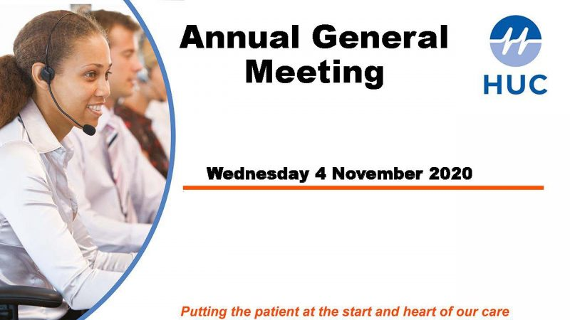 AGM YouTube link