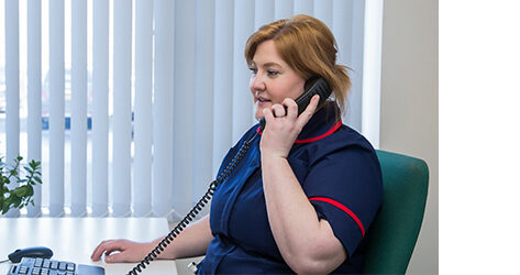 Palliative Care Hub to provide Out of Hours service on NHS 111, Option 3 - HUC